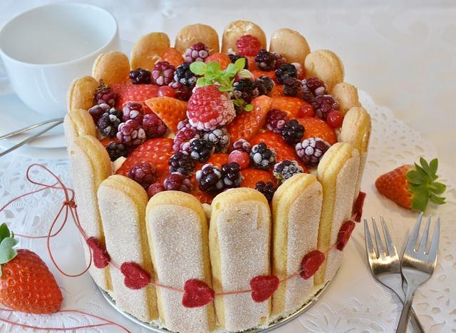 ovocná sladkost