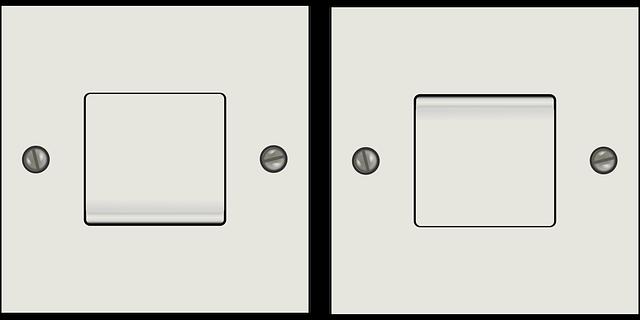 vypínače ilustrace