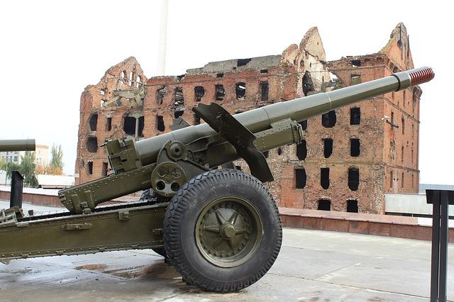 kanón u ruiny